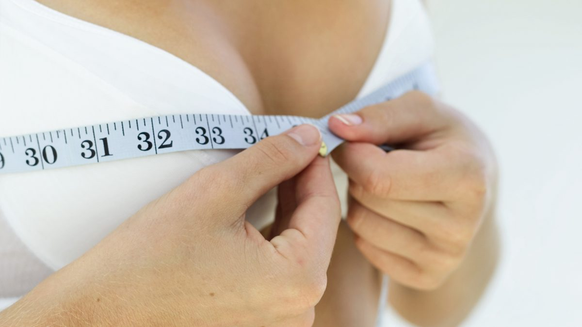bra size measurement