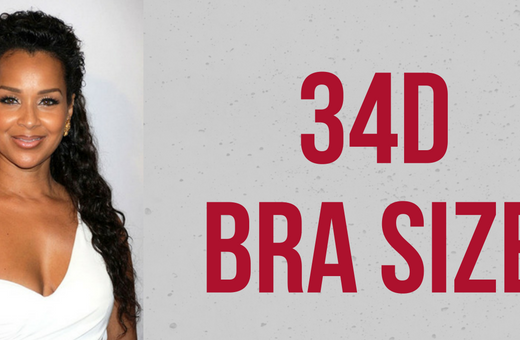 34d bra size