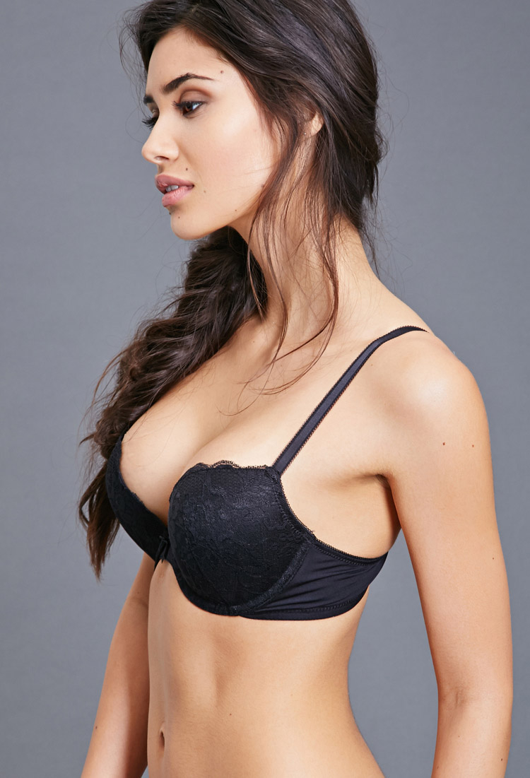 bra types push up bra